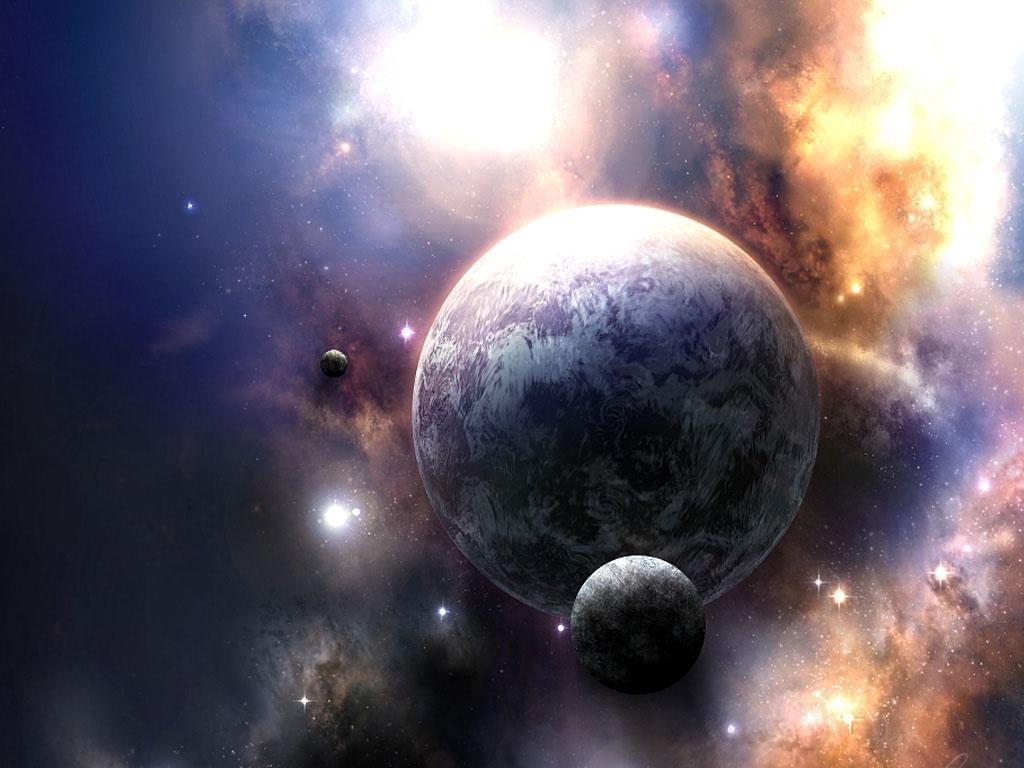 Космос и фантастика