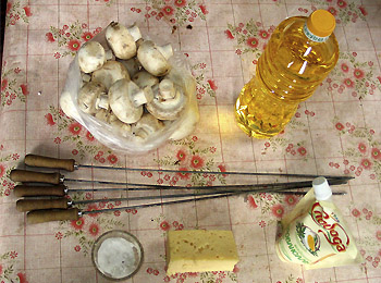 Таежные грибы рецепты
